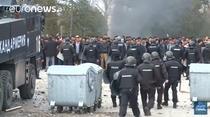Revolta in tabara de refugiati de la Harmanli