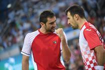 Cilic si Dodig, victorie importanta pentru Croatia