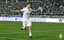 Lapadula, doua goluri pentru AC Milan