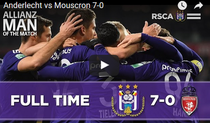 Anderlecht vs Mouscron