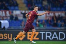 Dzeko, om de baza pentru AS Roma