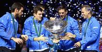 Argentina a castigat Cupa Davis