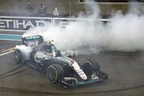 Nico Rosberg, campion mondial la Formula 1