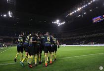 Inter, victorie cu Fiorentina