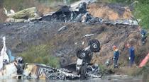 Echipa de hochei Lokomotiv Iaroslavl a pierit intr-un accident aviatic in 2011