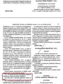 Decizie Teamnet publicata in Monitorul Oficial