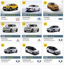 Rezultate Euro NCAP noiembrie 2016