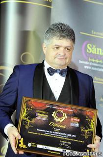 Florin Adrian Secureanu (foto arhiva)
