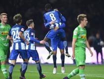 Kalou, tripla pentru Hertha Berlin