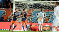 Montpellier, victorie cu Marseille