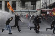Proteste la Istanbul