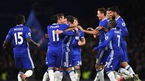 Chelsea, victorie cu Everton (5-0)