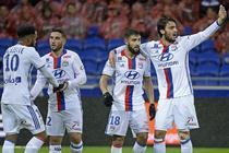 Olympique Lyon, victorie cu Bastia