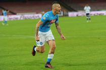 Marek Hamsik a inscris pentru Napoli