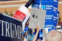 Campanie electorala SUA