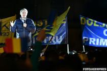 Dacian Ciolos la mitingul PNL de lansare a candidatilor