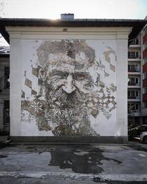 Constantin Brancusi pe zidurile UNArte