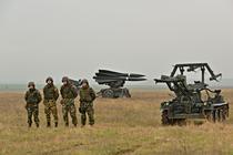 Rachetele Hawk folosite de armata romana