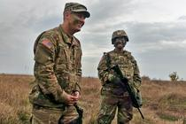 Militari americani in Romania