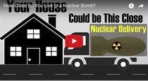 Harta amplasarii armelor nucleare in intreaga lume
