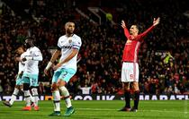 Ibrahimovic, dubla pentru Manchester United