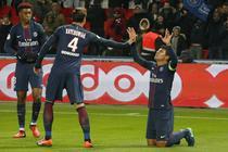 Thigo Silva, gol pentru PSG