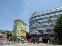 Skopje, supus unei actiuni radicale de renovare arhitectonica menita sa reinvie antichitatea