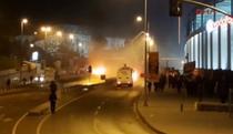 Explozie langa stadionul lui Besiktas, soldata cu zeci de morti