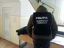Politia investigheaza furtul unei stampile