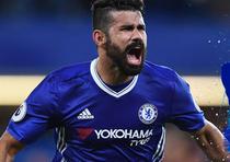 Diego Costa, decisiv pentru Chelsea