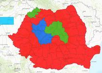 Rezultatul votului la Alegerile Parlamentare