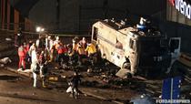Dublul atac terorist cu bomba din Istanbul