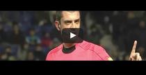 Viktor Kassai, penalti dictat pe baza probei video