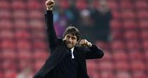 Antonio Conte, fericit dupa inca o victorie