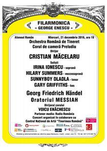 Orchestra Romana de Tineret la Ateneu