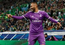 Karim Benzema, decisiv pentru Real Madrid