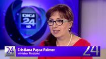 Cristiana Pasca - Palmer, la Digi24