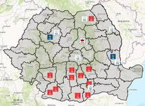 Harta parlamentarilor cu probleme in justitie