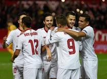 Sevilla, victorie cu Malaga (scor 4-1)