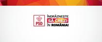 Sloganul PSD in campanie