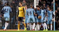 Manchester City, victorie cu Arsenal (scor 2-1)