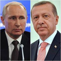 Erdogan si Putin