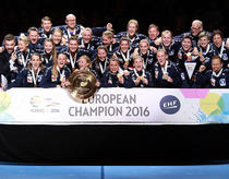 Norvegia, campioana europeana