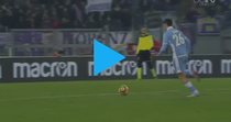 Stefan Radu, gol pentru Lazio