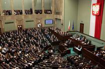 Sejm, camera inferioara a parlamentului polonez