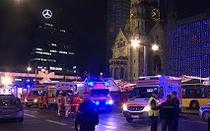 Atac terorist la targul de Craciun din Berlin