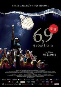 6,9 pe scara Richter, regia Nae Caranfil