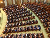 Sedinta de plen a deputatilor