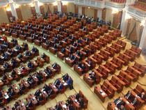 Prima sedinta de plen a deputatilor
