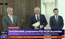 Liviu Dragnea a anuntat propunerea PSD pentru premier